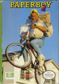 Paperboy 2 NES Front Cover