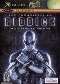 The Chronicles of Riddick: Escape from Butcher Bay Xbox Front Cover