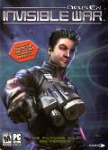 Deus Ex: Invisible War Windows Front Cover