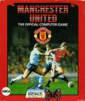 Manchester United Amiga Front Cover