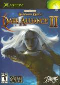 Baldur's Gate: Dark Alliance II Xbox Front Cover
