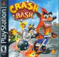 Crash Bash PlayStation Front Cover