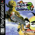 Point Blank 2 PlayStation Front Cover