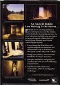 The Egyptian Prophecy Windows Back Cover