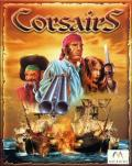 Corsairs: Conquest at Sea Windows Front Cover