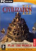 Sid Meier's Civilization III (Gold Edition) Windows Front Cover