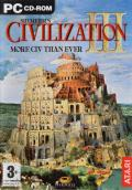 Sid Meier's Civilization III (Gold Edition) Windows Other Keep Case - Front - Civilization III