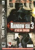 Tom Clancy's Rainbow Six 3: Athena Sword Windows Front Cover