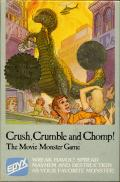 Crush, Crumble and Chomp! Commodore 64 Front Cover