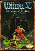 Ultima V: Warriors of Destiny Commodore 64 Front Cover