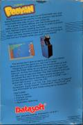 Pooyan Commodore 64 Back Cover