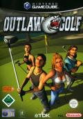 Outlaw Golf GameCube Front Cover