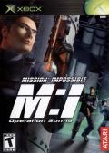 Mission: Impossible - Operation Surma Xbox Front Cover