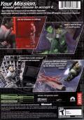Mission: Impossible - Operation Surma Xbox Back Cover