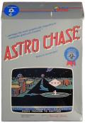 Astro Chase Commodore 64 Front Cover