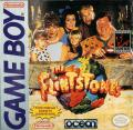 The Flintstones Game Boy Front Cover