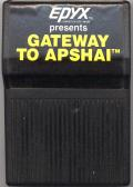 Gateway to Apshai Commodore 64 Media Front