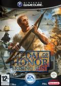 Medal of Honor: Rising Sun GameCube Front Cover