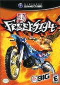 Freekstyle GameCube Front Cover