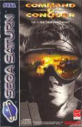 Command & Conquer SEGA Saturn Front Cover
