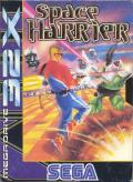 Space Harrier SEGA 32X Front Cover