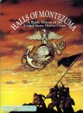 Halls of Montezuma: A Battle History of the United States Marine Corps Commodore 64 Front Cover