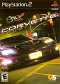 Corvette PlayStation 2 Front Cover