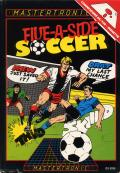Five-a-Side Soccer Commodore 64 Front Cover