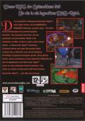 Neverwinter Nights: Hordes of the Underdark Linux Back Cover