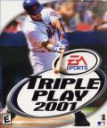 Triple Play 2001 Windows Front Cover