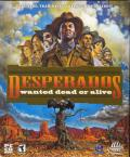 Desperados: Wanted Dead or Alive Windows Front Cover