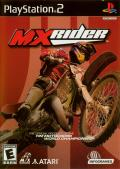 MXrider PlayStation 2 Front Cover