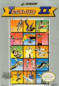 Track & Field II NES Front Cover