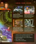 Star Trek: Voyager - Elite Force (Collector's Edition) Windows Inside Cover Right Flap
