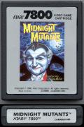 Midnight Mutants Atari 7800 Media