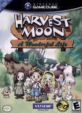 Harvest Moon: A Wonderful Life GameCube Front Cover