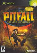 Pitfall: The Lost Expedition Xbox Front Cover
