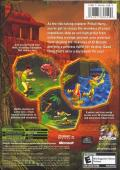Pitfall: The Lost Expedition Xbox Back Cover