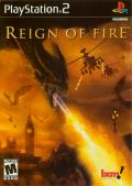 Reign of Fire PlayStation 2 Front Cover