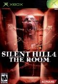 Silent Hill 4: The Room Xbox Front Cover