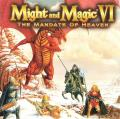 Might and Magic VI: The Mandate of Heaven Windows Other Jewel Case - Front
