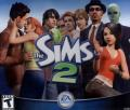 The Sims 2 Windows Other Jewel Case - Front