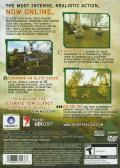 Tom Clancy's Ghost Recon: Jungle Storm PlayStation 2 Back Cover