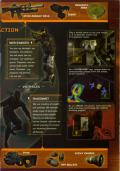 Tom Clancy's Splinter Cell: Pandora Tomorrow Windows Inside Cover Right Flap