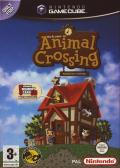 Animal Crossing GameCube Front Cover