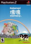 Katamari Damacy PlayStation 2 Front Cover