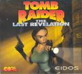 Tomb Raider: The Last Revelation Windows Other Disc Holder - Front