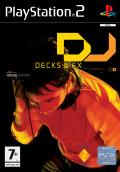 DJ: Decks & FX House Edition PlayStation 2 Front Cover