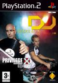 DJ: Decks & FX House Edition PlayStation 2 Front Cover Spanish Version