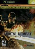 Mortal Kombat: Deception: Premium Pack Xbox Front Cover